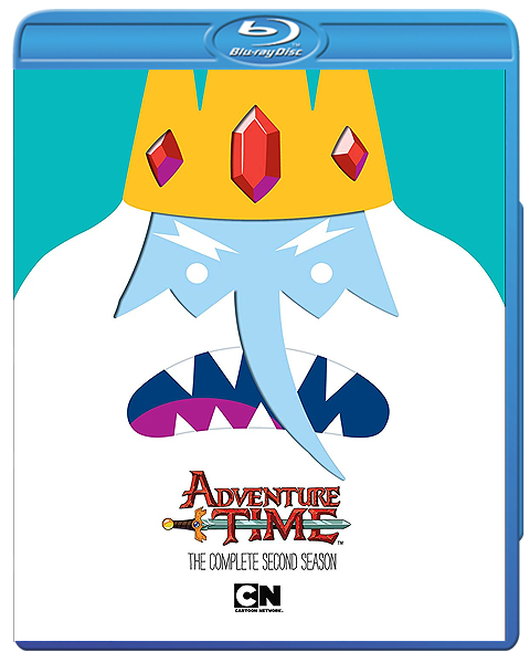 Adventure Time Season 2 2010