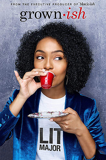 Grown-ish Season 1 2018