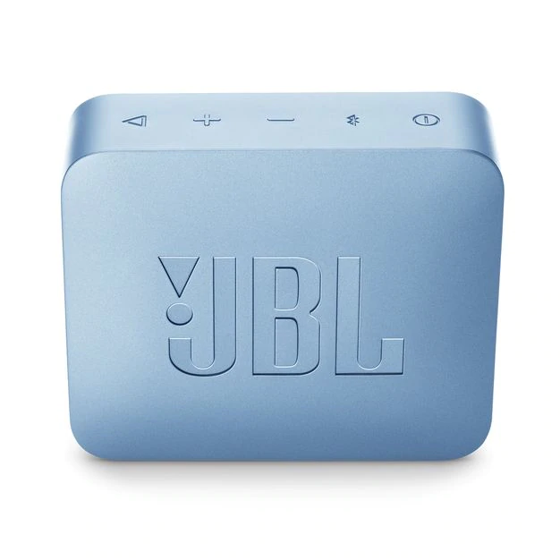 JBL GO2 Cyan Wireless Speaker
