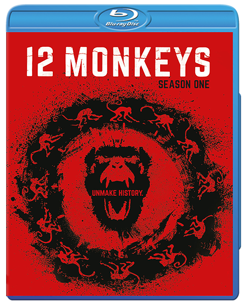 12 Monkeys Season 1 2015