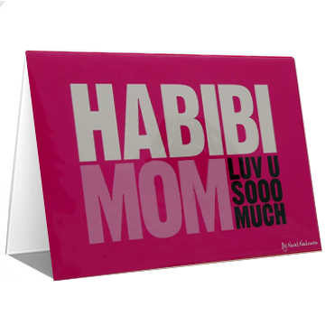 Habibi Mom Luv u soo much