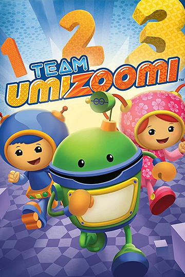Team Umizoomi Season 1 2010