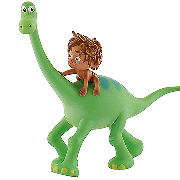 Arlo & Spot - Bullyland Disney - The Good DInosaur