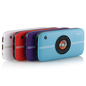 Remax Camera Shaped 10000mAh Wireless Power Bank