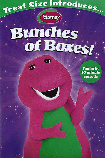 Barney: Bunches of Boxes 2002