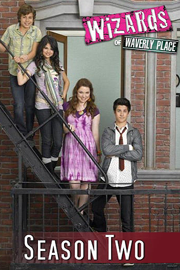 Wizards of Waverly Place Season 2 2008