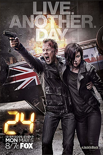 24: Live Another Day Season 1 2014
