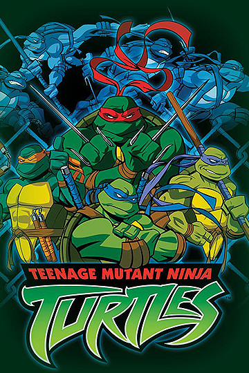 Teenage Mutant Ninja Turtles Season 1 2003