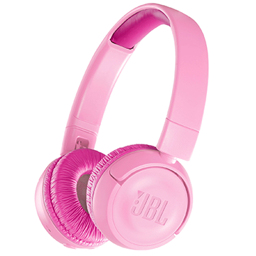 JBL JR300BT Pink Kids Headphones