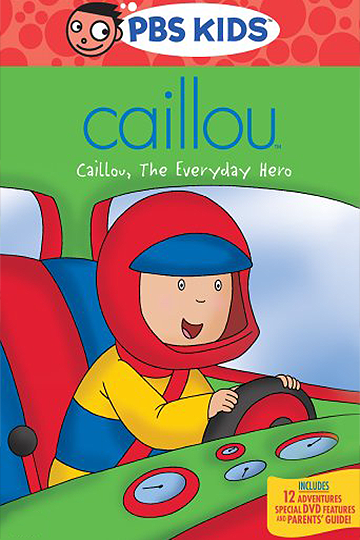 Caillou, The Everyday Hero 2006