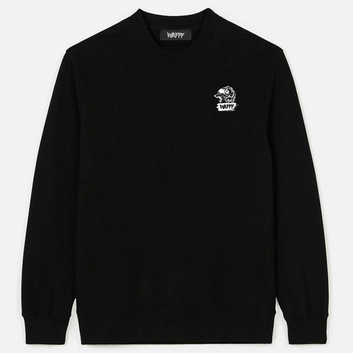 Basic Black Sweatshirt