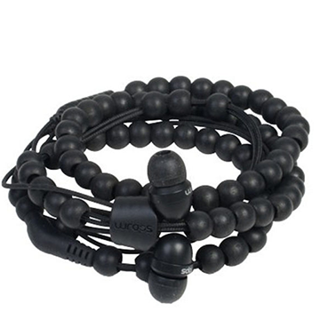 Ubee Soul Beads X Wraps Black Wood