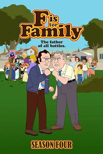 F Is for Family Season 4 2020