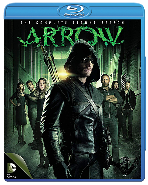 Arrow Season 2 2013