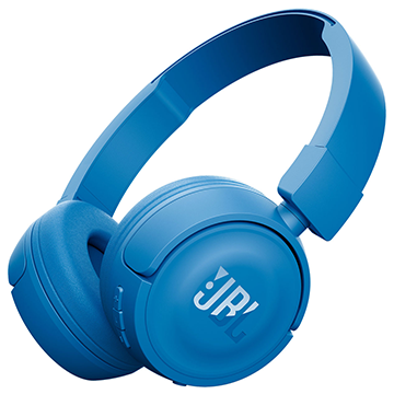 JBL T450BT Blue Headphones