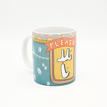MUG No Nagging