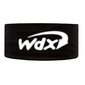 WDX HEADBAND REFLECT BLACK