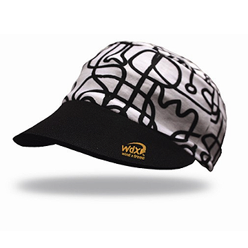 WDX COOLCAP BLACK & WHITE