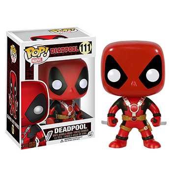 Deadpool Two Swords - POP! Marvel