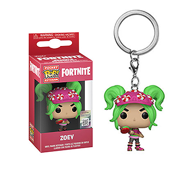 Zoey - Pocket POP! Keychain - Fortnite