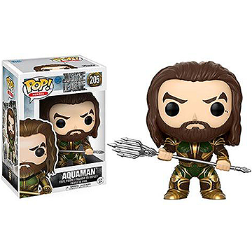 Aquaman - POP! Movies - Justice League