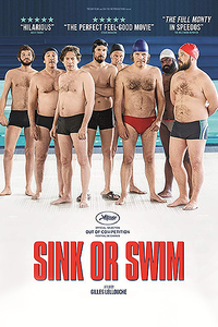 Sink or Swim (Le grand bain) 2018