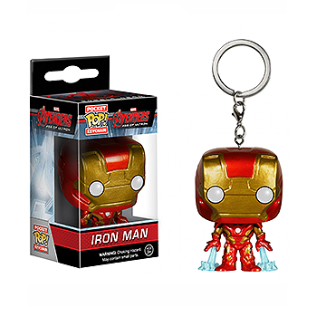 Iron Man - Pocket POP! Keychain - Avengers: Age of Ultron
