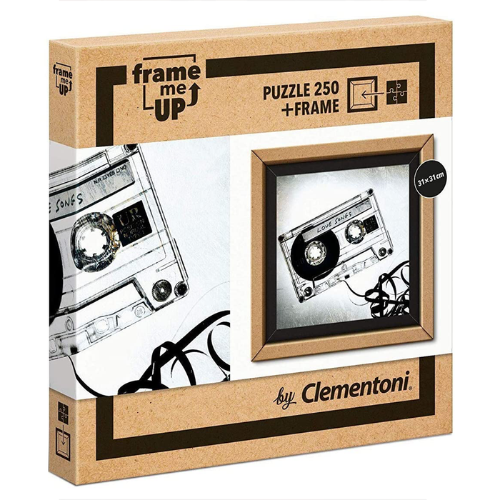 Clementoni Love songs Frame Me Up 250 pcs Puzzle