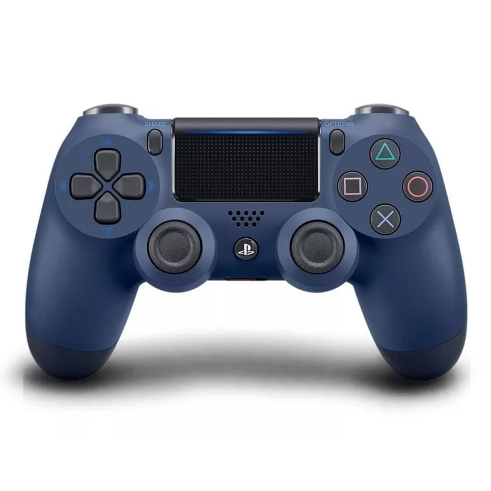PS4 DUALSHOCK 4 Midnight Blue Wireless Controller