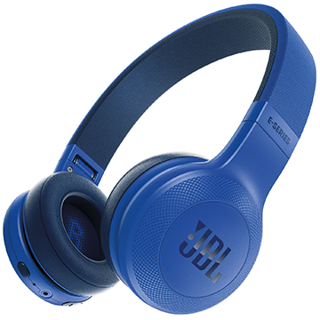 JBL E45BT Blue Headphones