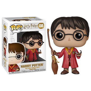 Harry Potter (Quidditch Player) - POP! Movies - Harry Potter