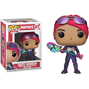 Brite Bomber - POP! Games - Fortnite