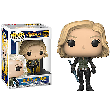 Black widow - POP! Marvel - Avengers