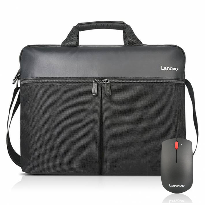 Lenovo T1050 Bag with Wireless Mouse