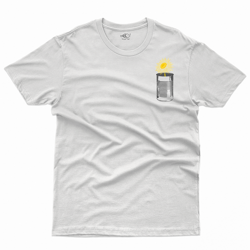 Bloom Pot White T-Shirt