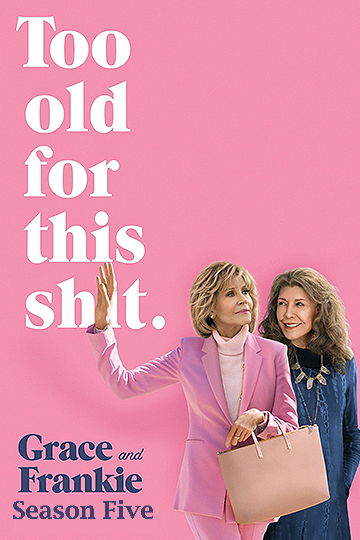 Grace and Frankie Season 5 2019