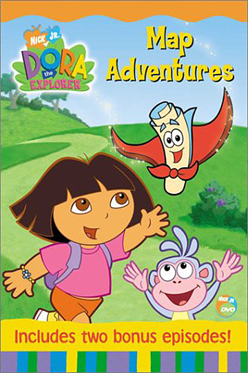 Dora the Explorer: Map Adventures 2003