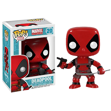 Deadpool (Bobblehead) - POP! Marvel