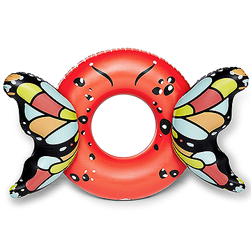 Giant Butterfly Wings Pool Float