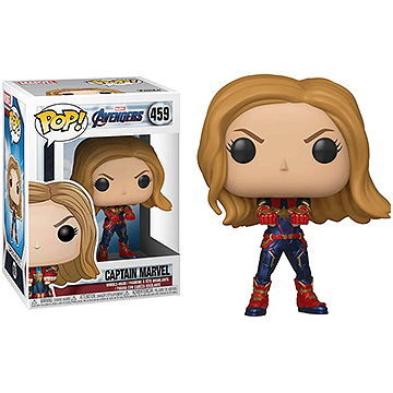 Captain Marvel - POP! Marvel - Avengers: Endgame
