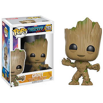 Groot - POP! Marvel - Guardians of the Galaxy