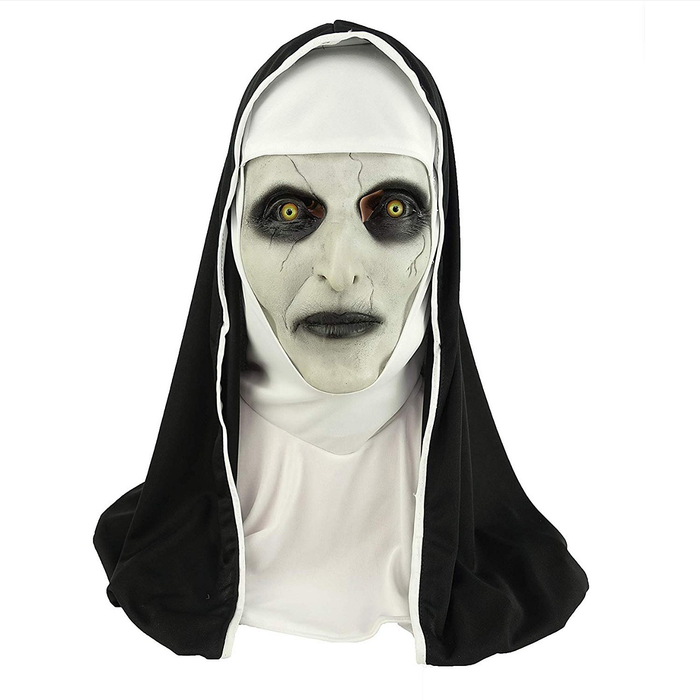 The Nun Mask