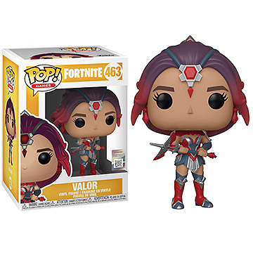 Valor - POP! Games - Fortnite