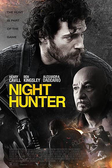 Night Hunter (Nomis) 2018