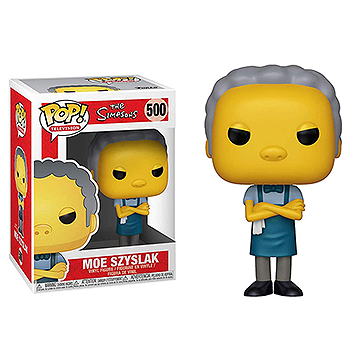 Moe Szyslak - POP! Animation - The Simpsons