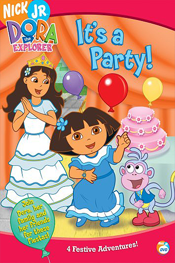 Dora the Explorer: It's a Party 2005