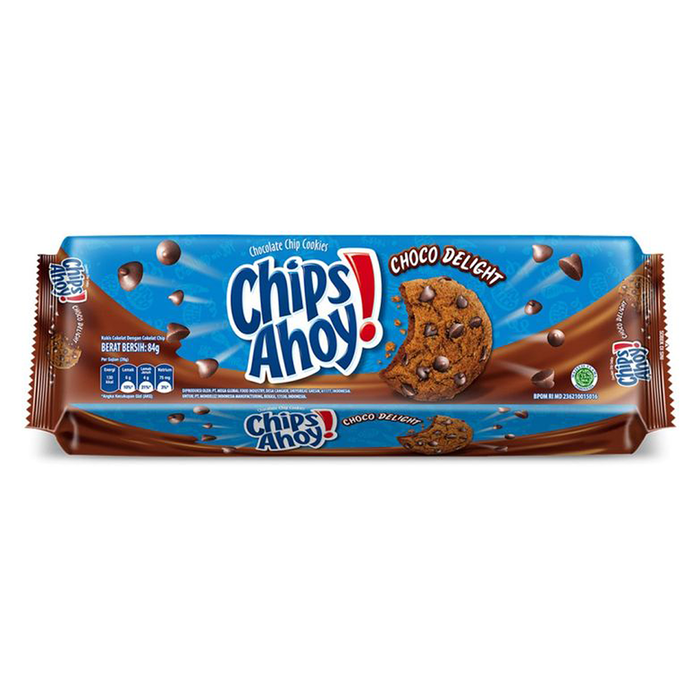 Chips Ahoy! Choco Delight 84g