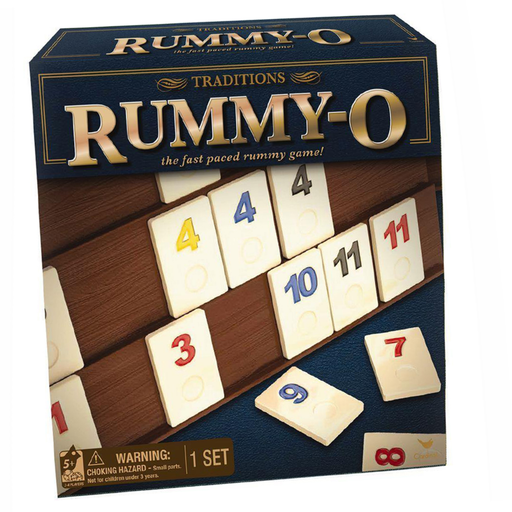 Rummy-O Traditional