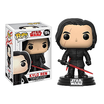 Kylo Ren - POP! Star Wars - Star Wars: The Last Jedi