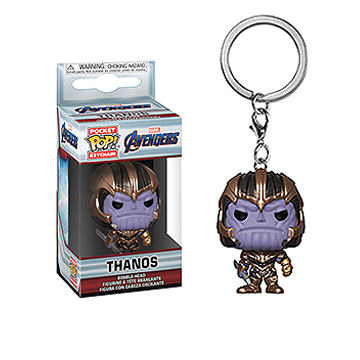 Thanos - Pocket POP! Keychain - Avengers: Endgame